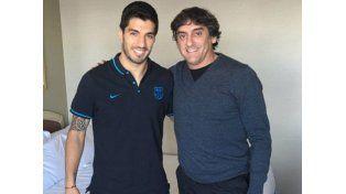 El grandioso gesto de Francescoli con Suárez, a horas de la final River-Barcelona