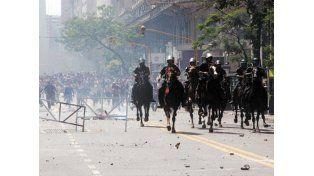 Se cumplen 14 años de las tristes jornadas de represión del 2001
