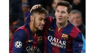 Messi será titular y Neymar estará en el banco en la final ante River en Japón