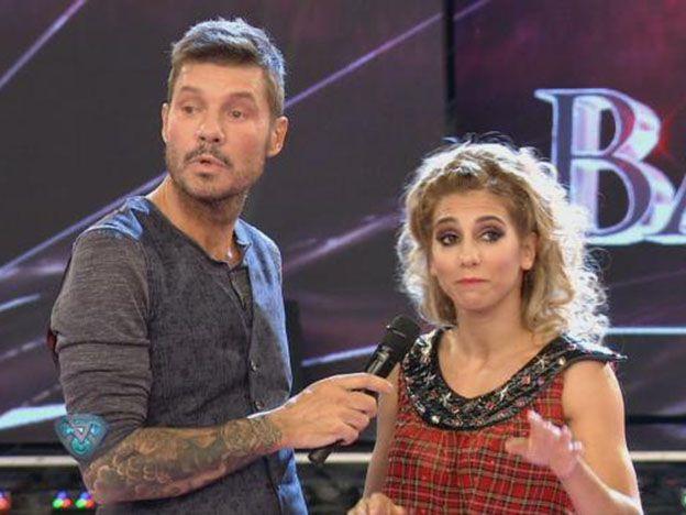 Desvalijaron a Cinthia Fernández mientras bailaba en Showmatch