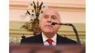 Lifschitz impulsará la utilización del balotaje en la provincia