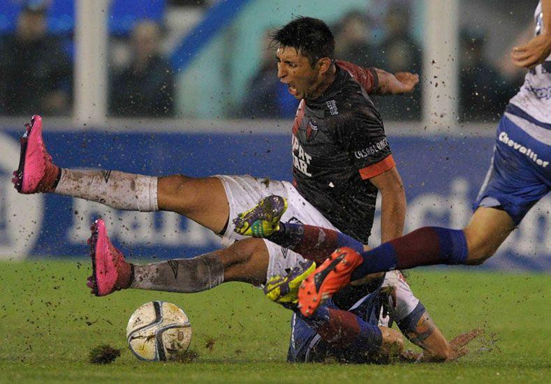 Los dirigentes de San Lorenzo propondrán quedarse con Germán Conti a cambio de Alan Ruiz