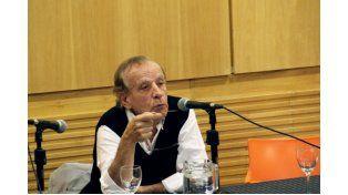 El Doctor en Sociología Ricardo Sidicaro