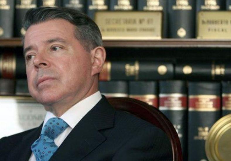 Tras tomarle declaración a Boudou, el juez Oyarbide anunció que se jubila
