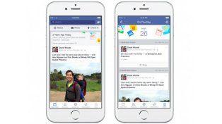 Facebook funcionará aunque el usuario no tenga conexión