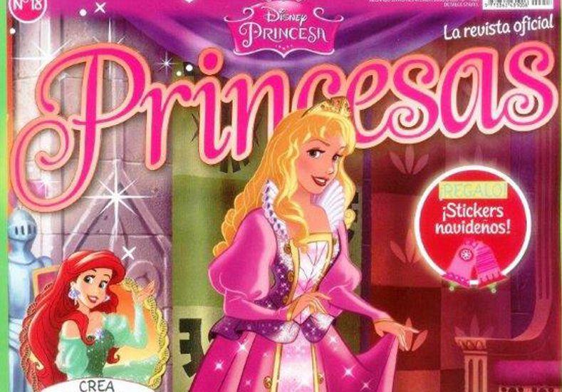 Pedí este martes una nueva entrega de Disney Princesas