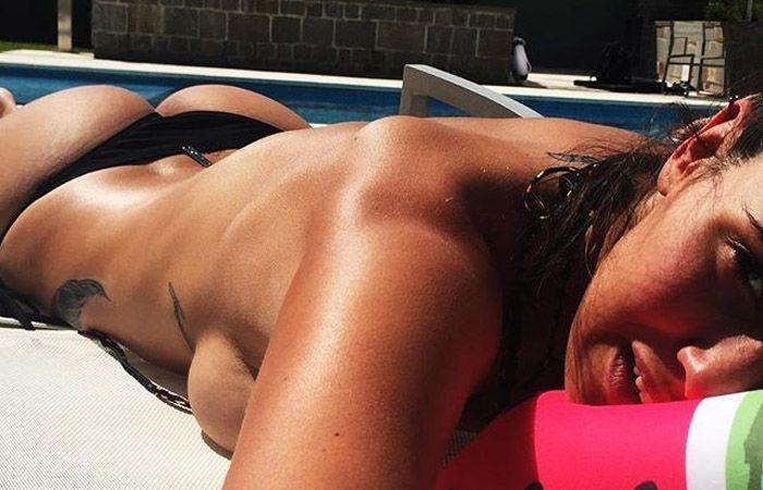Ivana Nadal seduce en las redes sociales.