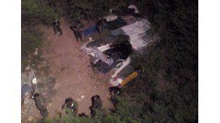 Accidente en Salta: serían 41 los muertos y 10 los gendarmes que sobrevivieron
