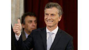 """Macri anunció """"retenciones cero para las exportaciones regionales"""""""