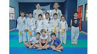 Artes marciales. El taekwondo es otra de las disciplinas que ganó muchos adeptos en los últimos años./ Manuel Testi.