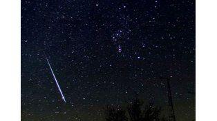 Esta noche se verá la última lluvia de estrellas de 2015