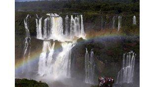 Un derrumbe obligó a cerrar un sector de las Cataratas del Iguazú