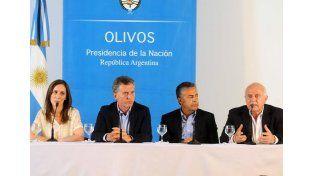 La gobernadora de Buenos Aires