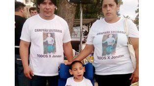 Movida solidaria por un niño de San Jorge que debe trasplantarse en China