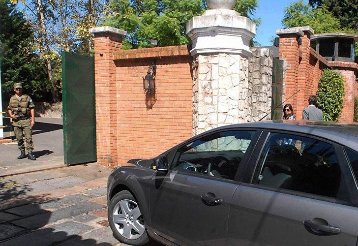 Desde las 12 comenzaron a llegar los gobernadores. El encuentro con Macri será a partir de las 13.