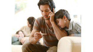 ¿Las familias numerosas se enferman más?