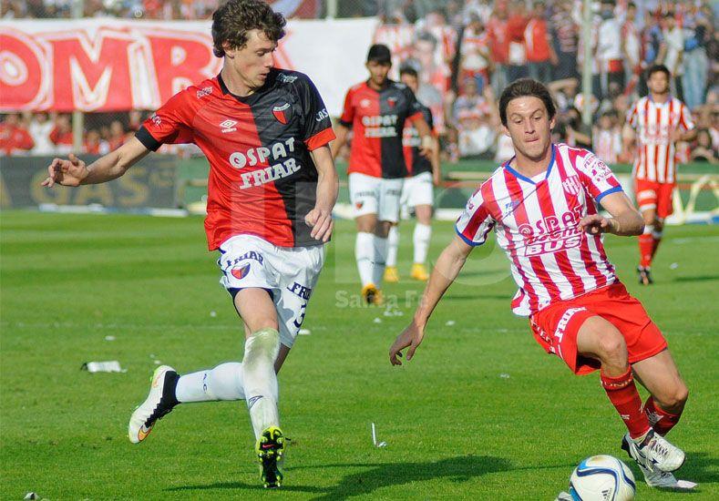 Germán Conti es el futbolista más codiciado del plantel sabalero.