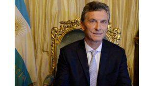 Mauricio Macri quiso bañarse en la Casa Rosada, pero no había agua caliente