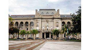Cortes y desvíos en la zona de Casa de Gobierno