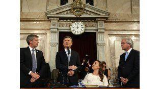 Las frases más destacadas del primer discurso de Macri como presidente