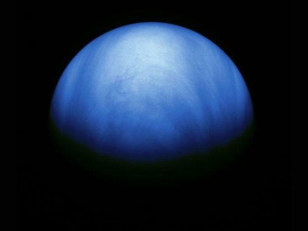 La NASA publicó espectacular fotografía de Venus