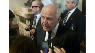 Lifschitz dijo: vamos a ponernos a disposición del nuevo Gobierno
