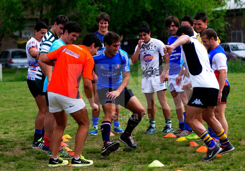 El combinado de juego reducido entrena pensando en el debut.