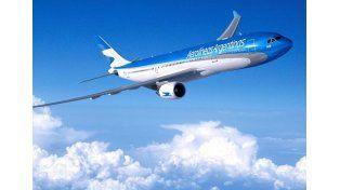 Aerolíneas Argentinas transportó al pasajero número 10 millones de 2015