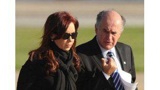 Parrilli: No están dadas las condiciones para que Cristina concurra al Congreso