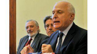 Lifschitz primero jurará en la Legislatura y luego el traspaso de mando será en la Casa de Gobierno