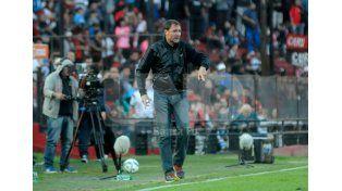Darío Franco le encontró la vuelta al funcionamiento del equipo. Foto: José Busiemi/ Diario UNO Santa Fe