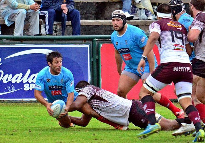 Nico Bruzzone viajó a Sudáfrica para sumarse a Los Pumas Seven.