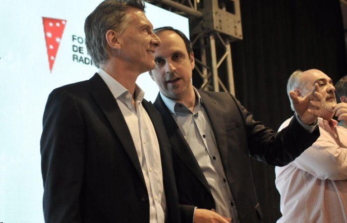 José Corral dijo que la posición de la UCR es que se mantenga el pedido de Macri.