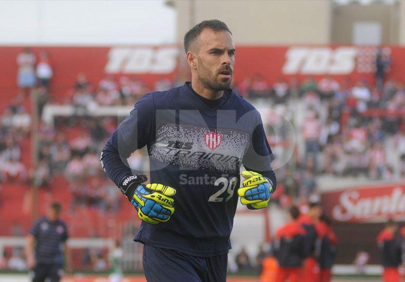 El golero tuvo 11 presencias en la anterior temporada y con buenas actuaciones. UNO/Manuel Testi