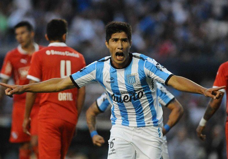 Racing perdió con Independiente y sufrió para sacar el pasaje a la Copa Libertadores