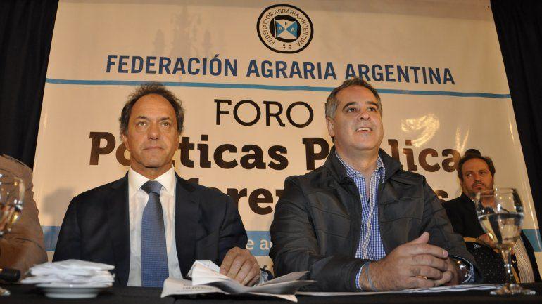 El sciolismo le pidió al gobierno dejar de dar vueltas con el traspaso y que se respete la voluntad de Macri