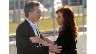 Traspaso conflictivo: Cristina dijo que Macri le gritó por teléfono