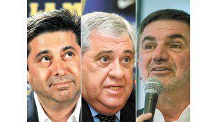 Boca elige presidente: Angelici, Ameal y Beraldi quieren el cargo
