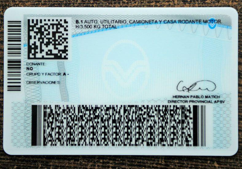 Carné de conducir: ya se puede pedir turno en la web del Municipio para el trámite