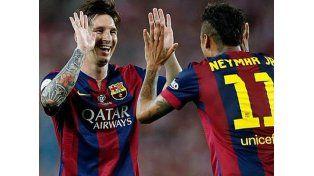 Mirá en vivo: el Barcelona de Messi visita al Valencia para cuidar la punta