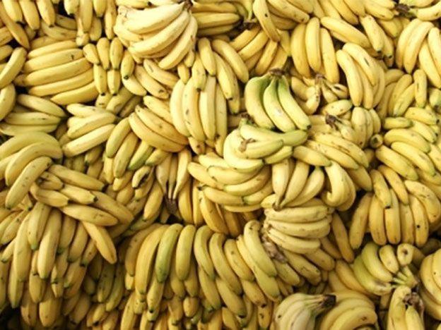 Las bananas en peligro de extinción