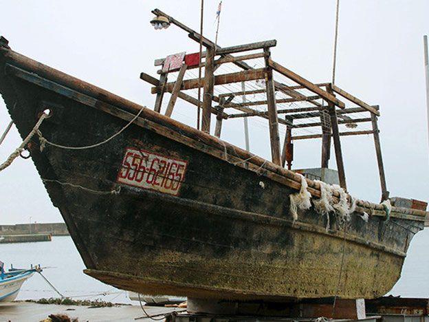 Japón reveló el origen de los barcos fantasma
