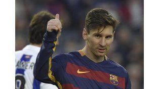 Lionel Messi es el número uno del mundo, según revista británica