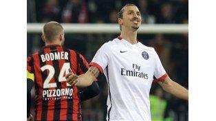 Di María dirigió el ataque y Zlatan hizo el resto