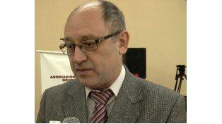 El rector de la Universidad Nacional del Litoral, Albor Cantard, será secretario de Políticas Universitarias
