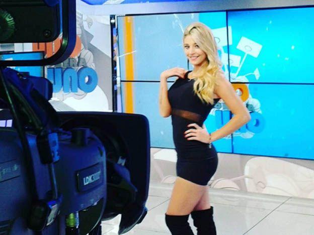 La periodista más sexy habló sobre el video porno