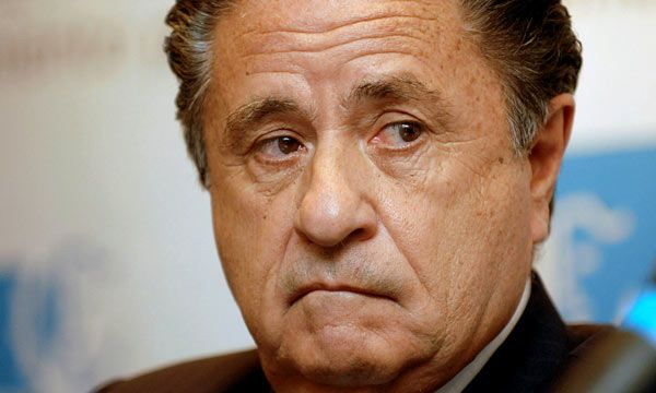 Duhalde no descartó que haya enfrentamientos durante los  actos de traspaso del mando el 10 de diciembre