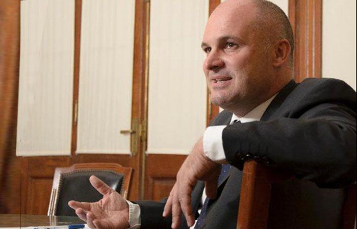 El vicegobernador Jorge Henn reivindicó a Antonio Bonfatti como una persona de diálogo.