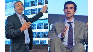 Randazzo y Urtubey emitieron señales de convivencia con el presidente electo.