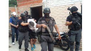 Un hombre quedó detenido por el robo de motos en la ciudad